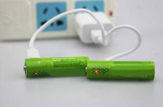Baterai AAA Rechargeable