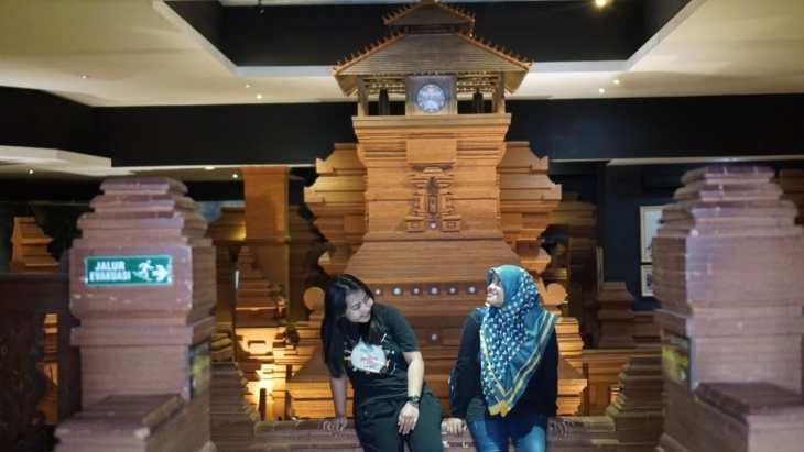 Kompleks Masjid Menara Kudus