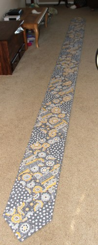 Extremely Long TableRunner | IdahoAtHeart