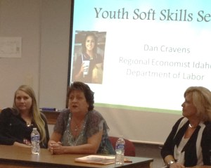 Stacy Miller, Mary Johnson and Kim Smith talk about why soft skills are important to employers.