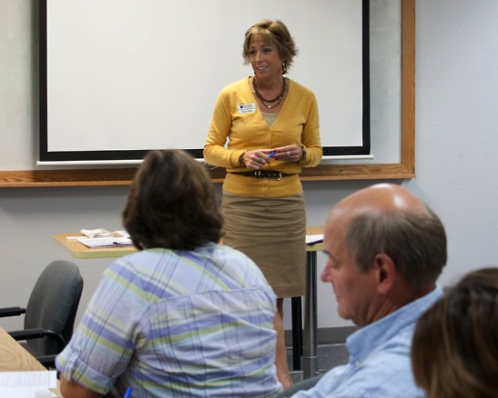 Tracey Stone, recruitment director for Sage Wealth Management LLC, was the guest speaker at a recent Boise Professional Networking Group meeting.