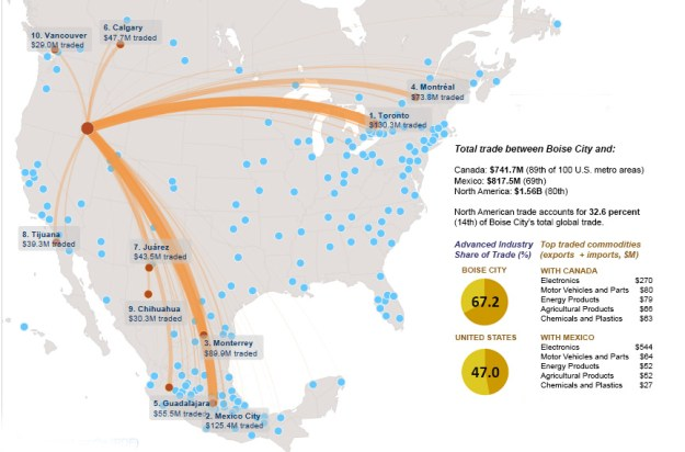 imports map for Andrew article
