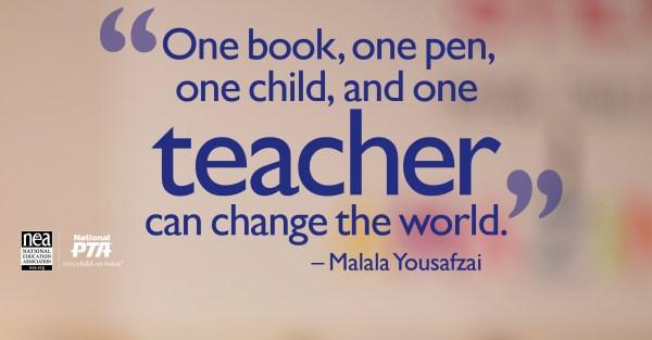 National Teacher Day - Iea