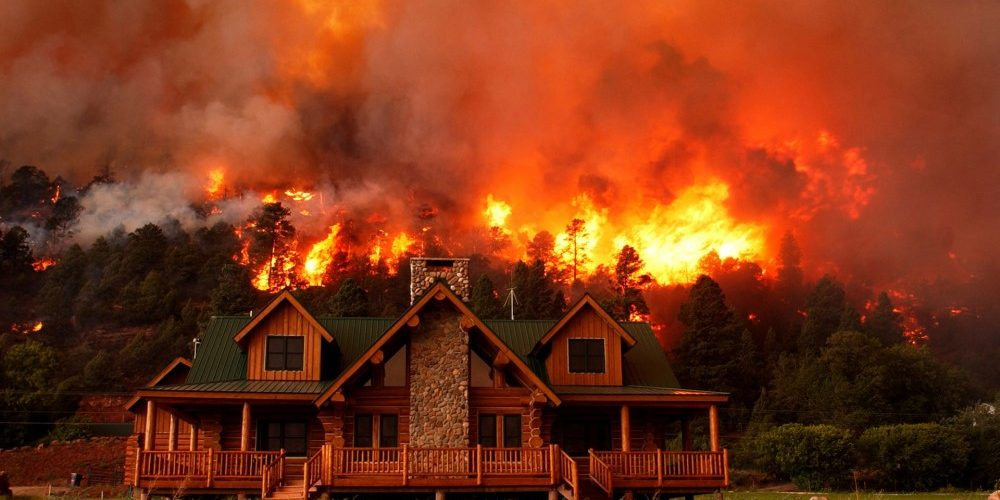 Image result for home in wildfires