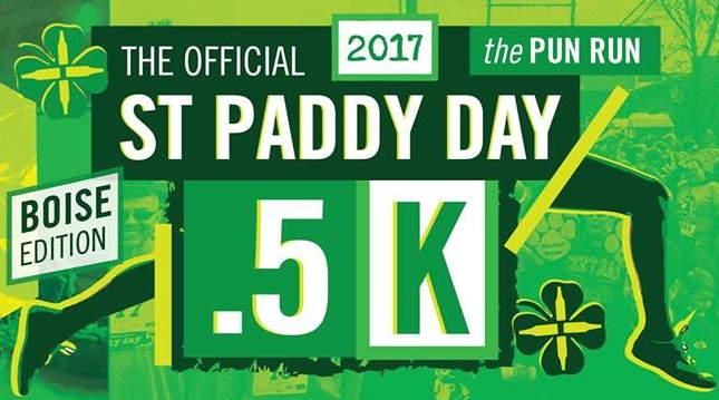 St. Paddy Day Pun Run