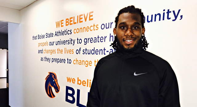 Boise State Broncos Giving Back