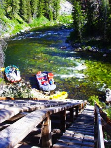 middle fork of salmon river trips