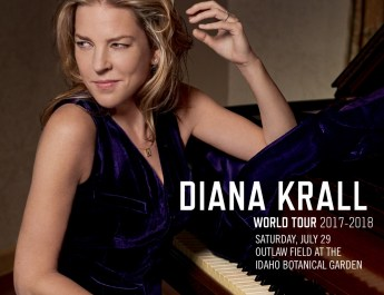 Diana Krall World Tour Concert