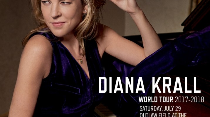 Diana Krall World Tour Concert