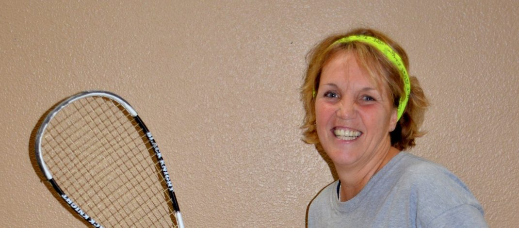 STAYING ACTIVE, AN UNDERSTATEMENT FOR SANDPOINT'S NANCY SCHMIDT