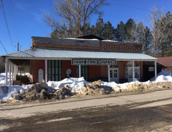 Idaho City Historical Foundation