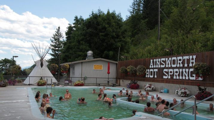 Ainsworth Hot Springs, Idaho Senior Independent