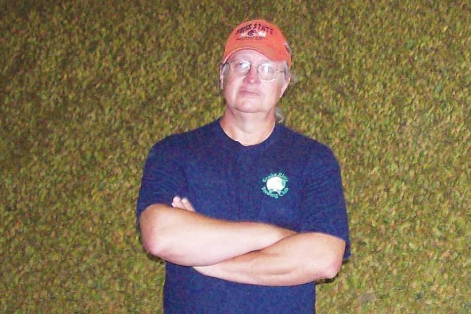 Home Brewer Bob hubler Samples Boise's Beer Culture
