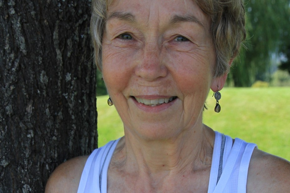 Carol Wright Running Marathons at 75