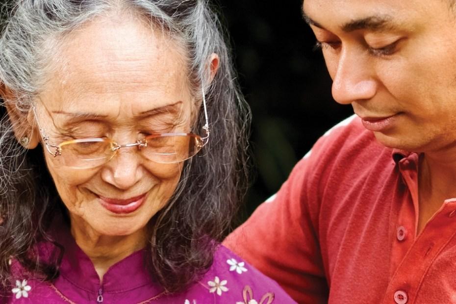 burden of caregiving