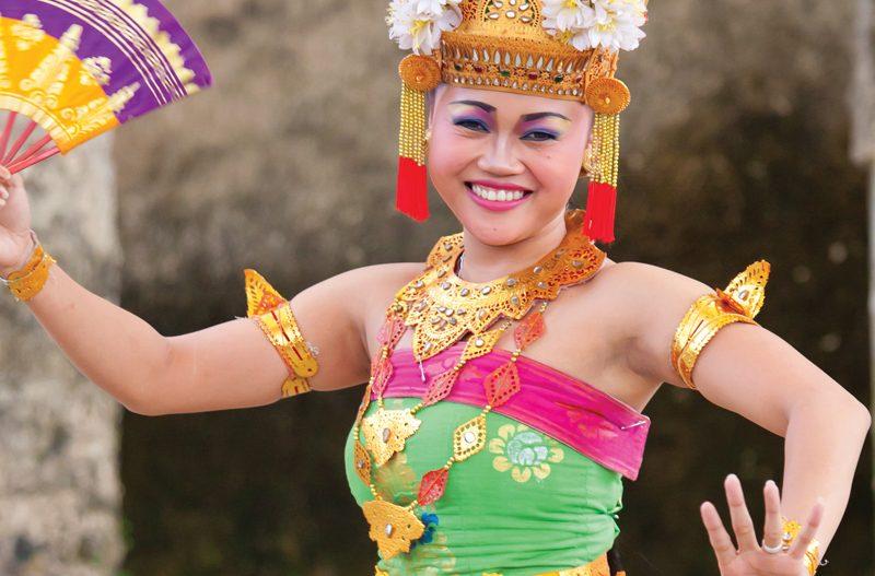 Bucket List: Studying Dance in Bali