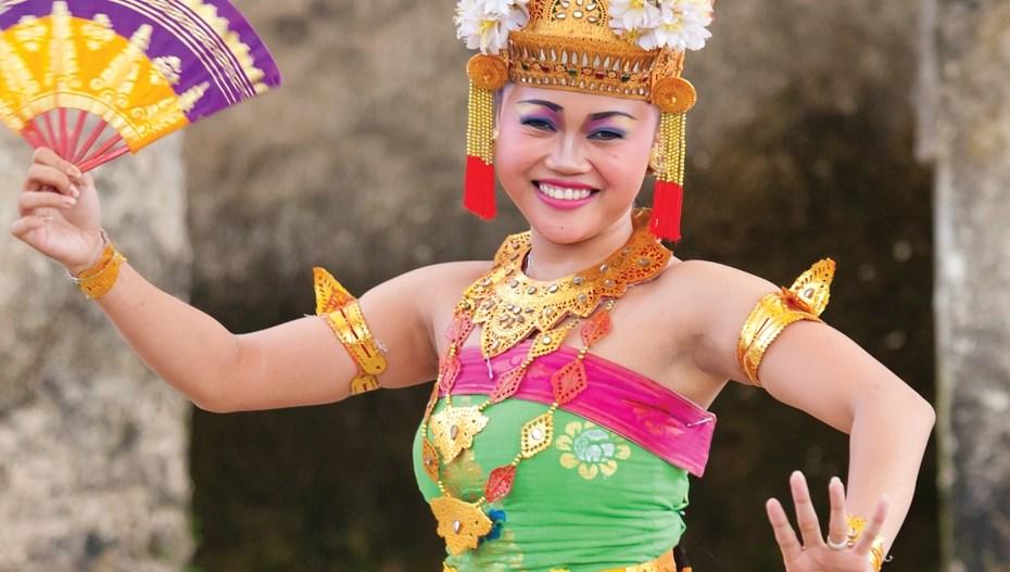 Dance in Bali