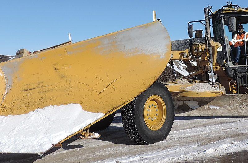 Humor Helps Drift-Busting Snowplow Drivers