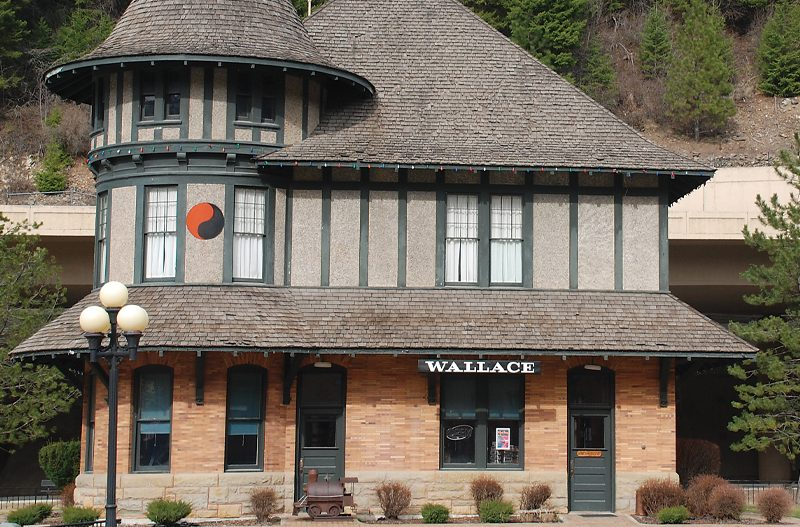 Center of the Universe: Wallace, Idaho