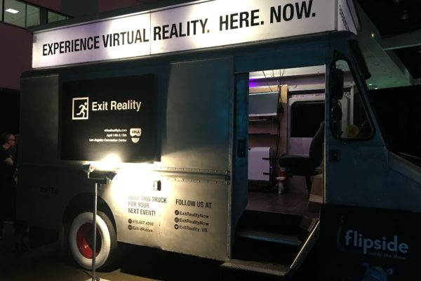 Exit Reality VR Truck