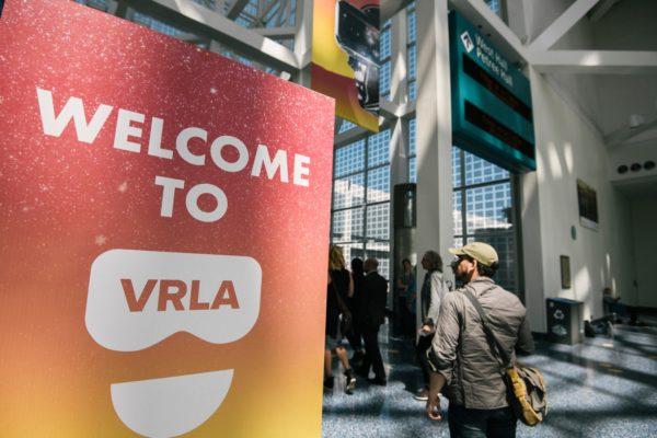 VRLA Welcome