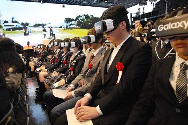Japan VR Attending