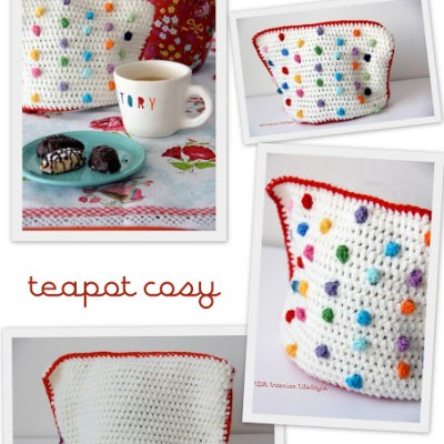 Teapot cosy? Yes, please!