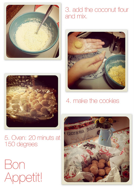 Sunday Coconut Cookies