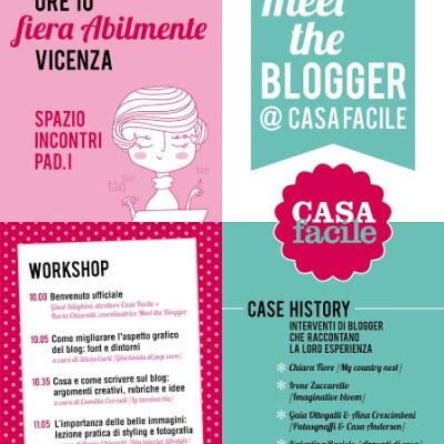 Meet the Blogger @ Casa Facile