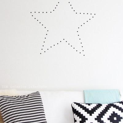 DIY: decorative star