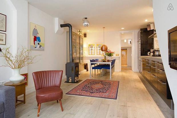 5 amsterdam airbnb for Soggiornare ad amsterdam