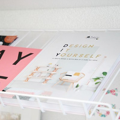 This week on my coffee table :: Design it yourself