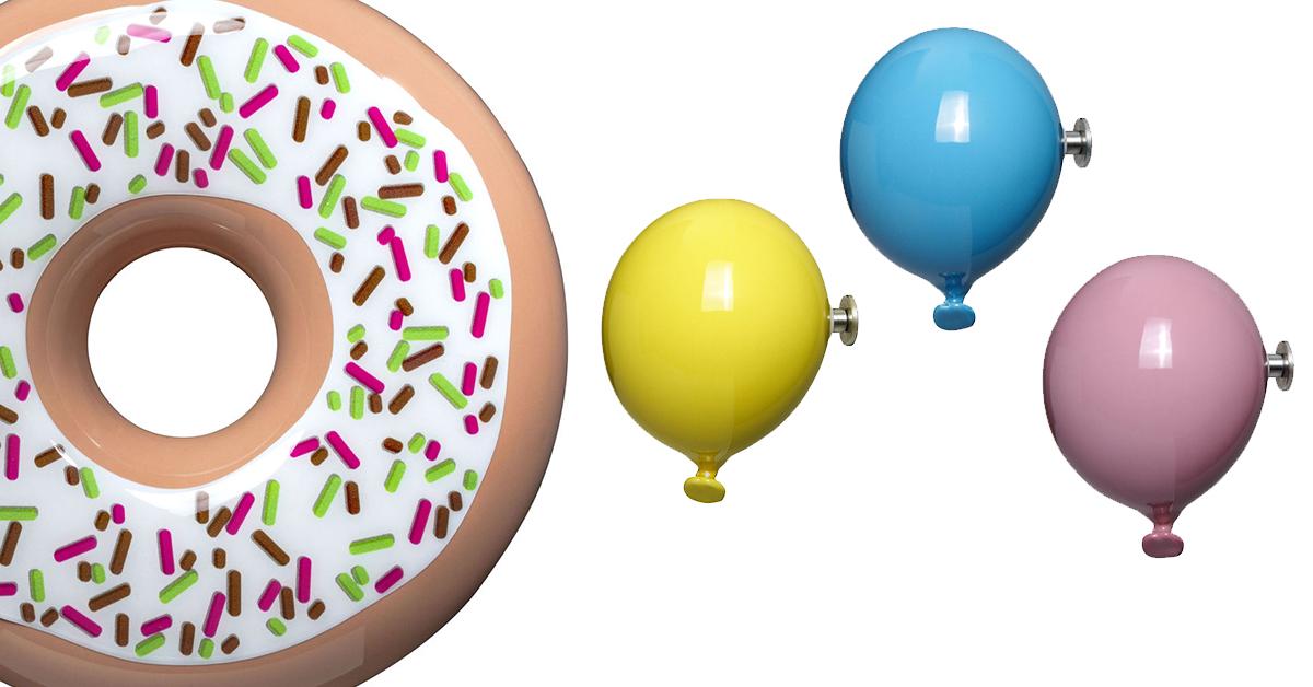 Di ciambelle e palloncini