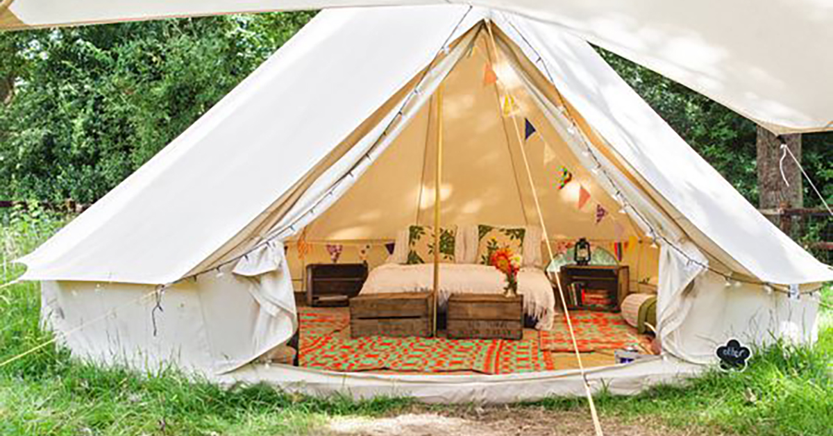 Glamping: i 10 must-have