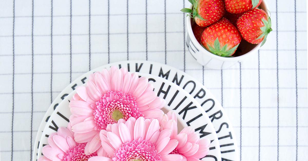 Fiori, frutta e design