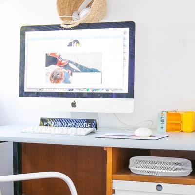 5 idee per l'home office