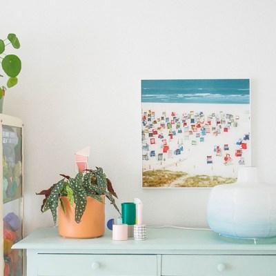 4 nuove decorazioni alle pareti della Happy House