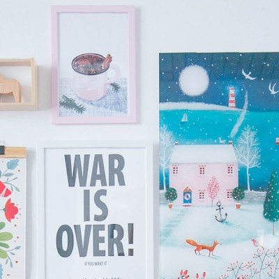 Come creare una gallery natalizia per la tua casa