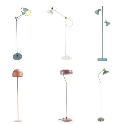 10 lampade da terra sotto i 150 euro