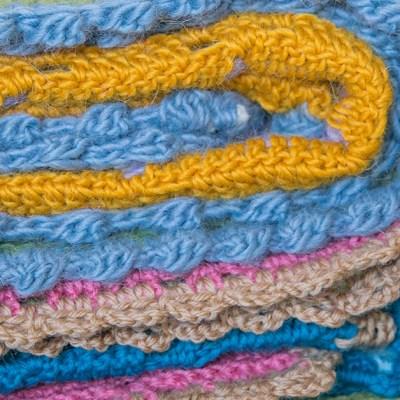 Crochet 2020 :: baby blankets #1 e #2