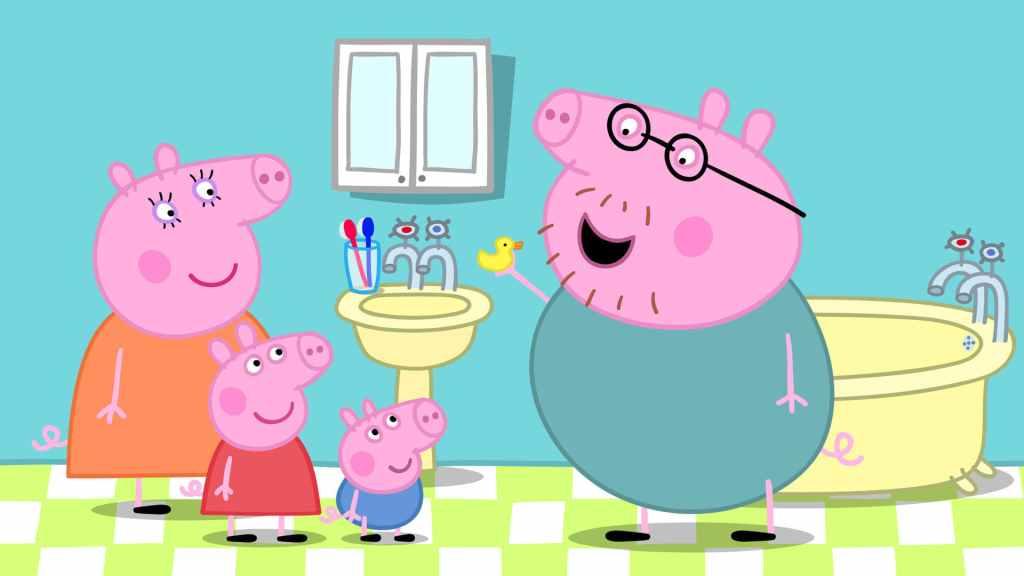 Свинка Пеппа 2004