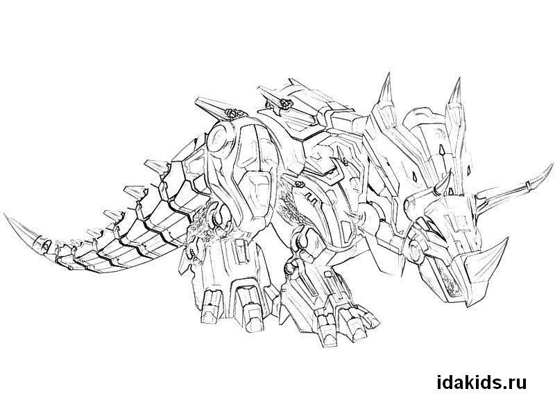 Раскраска Трансформеры роботы для мальчиков: распечатать ...
