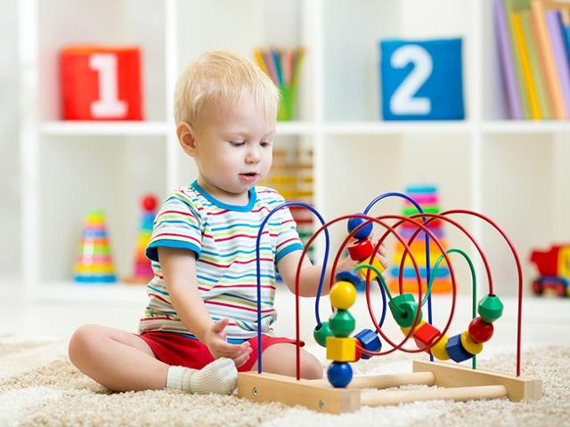 Развивающие игры для детей от 1 года