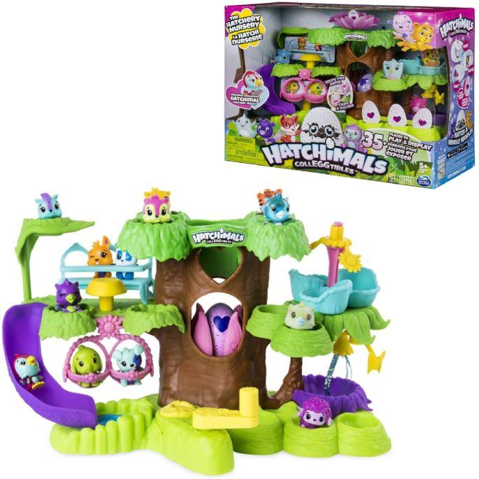 Детский сад для птенцов