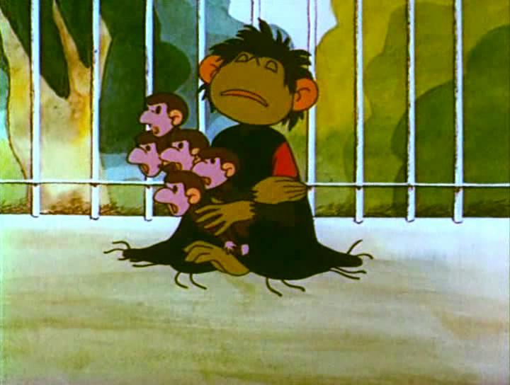 Осторожно, обезьянки 1983-1995