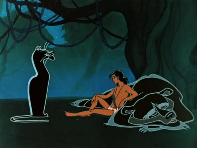 Маугли 1973