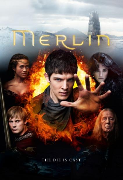 Мерлин 2008-2012 (5 сезонов)