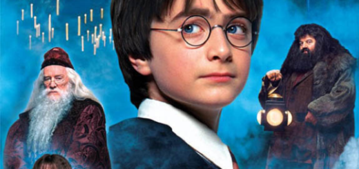 Гарри Поттер 2001