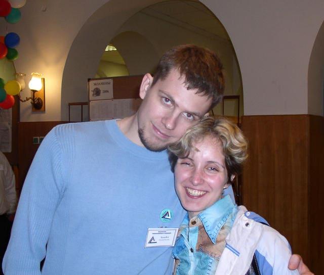 Колтовой Александр дети, личная жизнь, жена фото