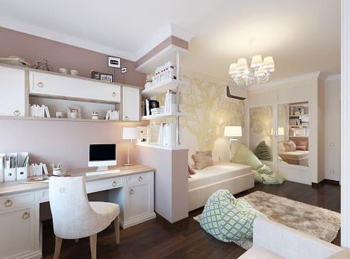 Детская подростковая комната дизайн